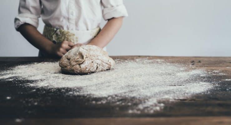 chleb i mąka