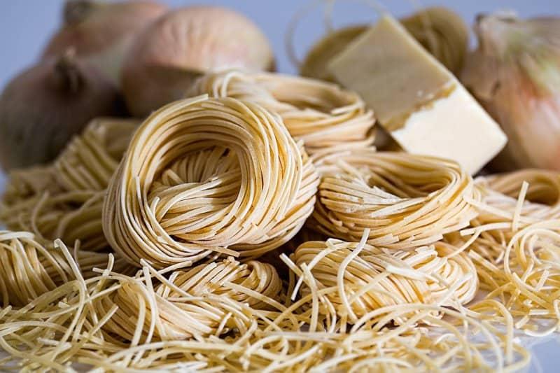 makaron capellini