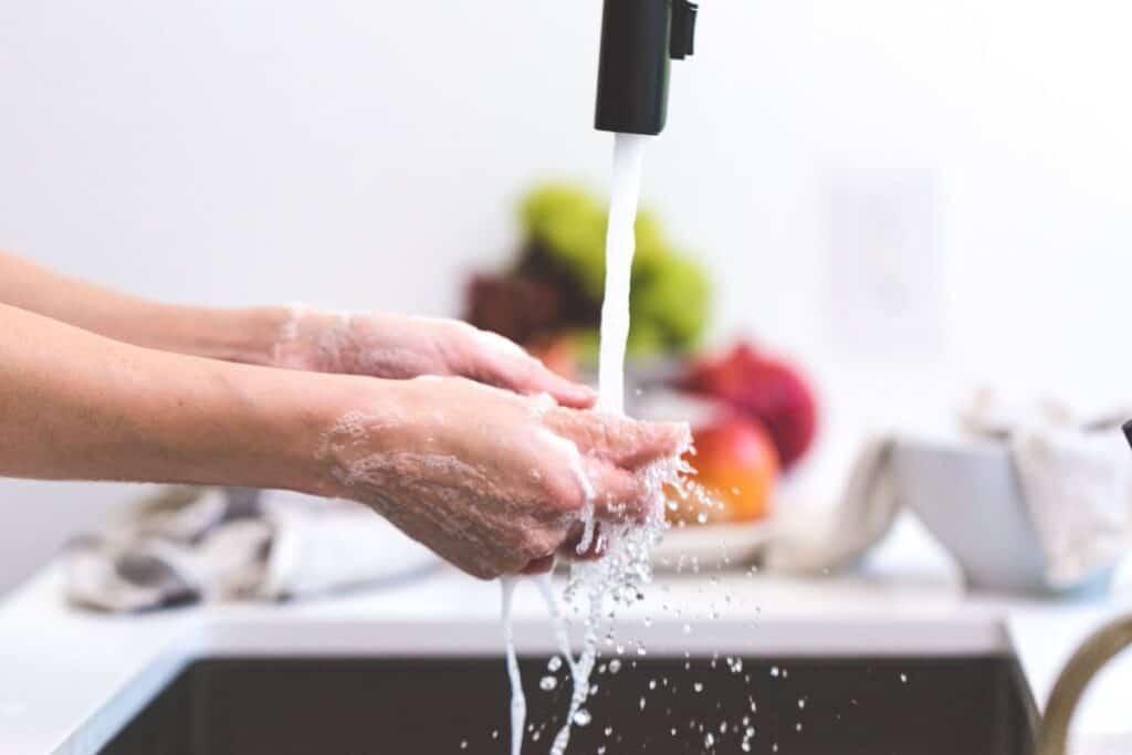 sprzatanie kuchni